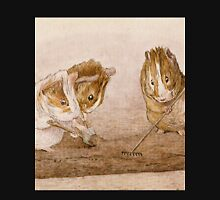 Guinea Pig workers by Beatrix Potter Women's Tank Top