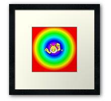 Hypno Framed Print