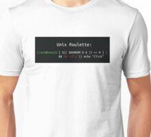 Unix Roulette Unisex T-Shirt