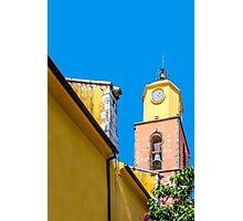 Notre-Dame Church in Saint-Tropez, France Photographic Print