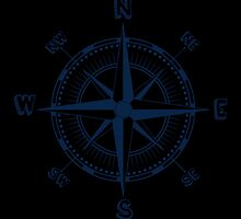 Blue Compass by kwg2200