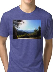 Beautiful Colombia Near Rio Frio Tri-blend T-Shirt