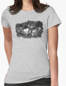 Stand By E.T. - The Other Body Womens Fitted T-Shirt