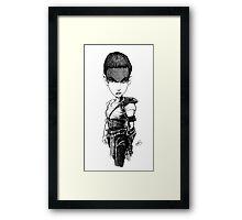 Furiosa Framed Print