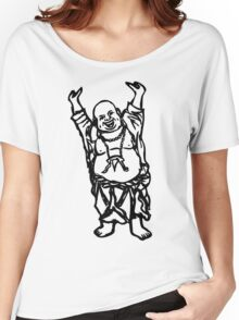 Laughing Buddha Women's Relaxed Fit T-Shirt