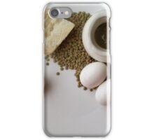 Breakfast Combo iPhone Case/Skin