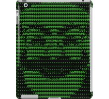Mr Robot fsociety Mask in Code (as seen in Social Engineers Toolkit) iPad Case/Skin
