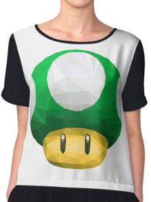 Super Mario Bros. 1UP Chiffon Top