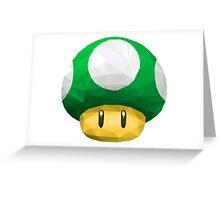 Super Mario Bros. 1UP Greeting Card