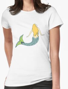 Blond Mermaid T-Shirt