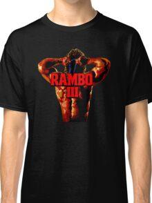 RAMBO III - SEGA GENESIS Classic T-Shirt