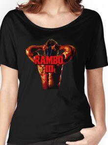 RAMBO III - SEGA GENESIS Women's Relaxed Fit T-Shirt