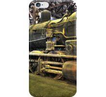 Old Steam Trains Locomotives iPhone Case/Skin