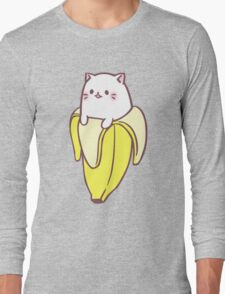 Bananya ! Long Sleeve T-Shirt
