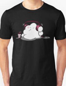 Wanda Happy Cloud Listens to Music Unisex T-Shirt