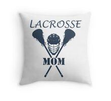 Lccrosse Throw Pillow