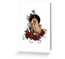Maria Brink Greeting Card