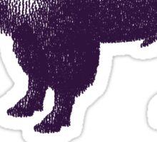 Buffalo Barbeque Sticker