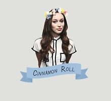 Cinnamon roll ( too good for this world ) ; Alycia Debnam - Carey Unisex T-Shirt