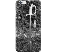 Thy Sword iPhone Case/Skin
