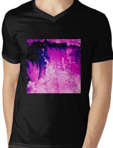 Spoiled pink Mens V-Neck T-Shirt