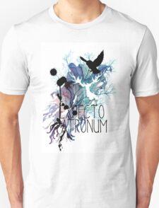 EXPECTO PATRONUM HEDWIG WATERCOLOUR 2 Unisex T-Shirt