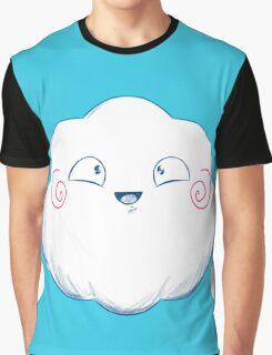 Wanda Happy Cloud Graphic T-Shirt