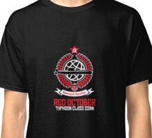 The Red October Classic T-Shirt