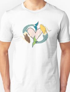 Mermaids Heart T-Shirt