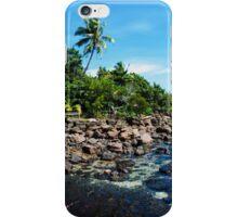 Beautiful tropical landscape on Koh Kood island, Thailand iPhone Case/Skin