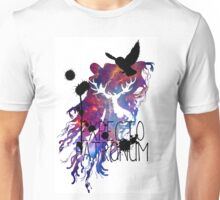 EXPECTO PATRONUM HEDWIG GALAXY Unisex T-Shirt