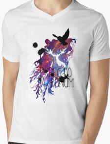 EXPECTO PATRONUM HEDWIG GALAXY Mens V-Neck T-Shirt
