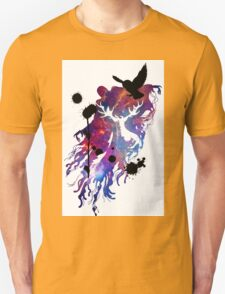 HARRY POTTER HEDWIG GALAXY Unisex T-Shirt