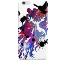HARRY POTTER HEDWIG GALAXY iPhone Case/Skin