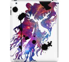 HARRY POTTER HEDWIG GALAXY iPad Case/Skin
