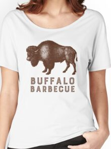 Buffalo Barbecue Women's Relaxed Fit T-Shirt