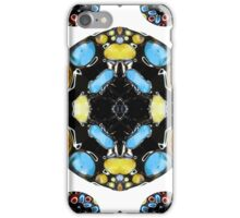 Mirrored circles iPhone Case/Skin
