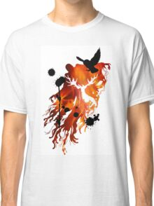 HARRY POTTER HEDWIG FIRE Classic T-Shirt