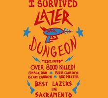 I Survived Lazer Dungeon T-Shirt