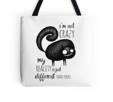 crazy cat /Agat/ Tote Bag