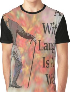 Charlie Says Laugh 2 Graphic T-Shirt