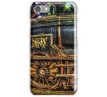 Historic Locomotives iPhone Case/Skin