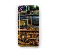 Historic Locomotives Samsung Galaxy Case/Skin