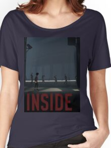 Inside Game Women's Relaxed Fit T-Shirt