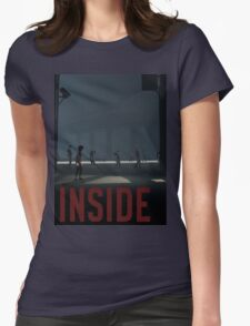 Inside Game Womens Fitted T-Shirt