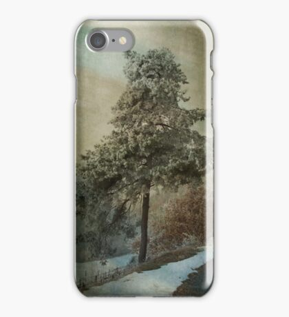 Just a tree iPhone Case/Skin