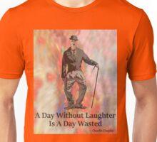 Charlie Says Laugh 3 Unisex T-Shirt