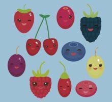 Fresh Berries Baby Tee