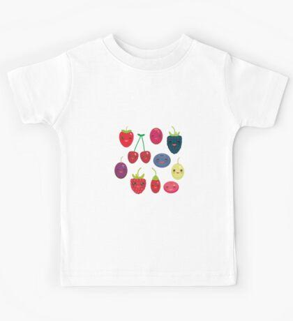 Fresh Berries Kids Tee