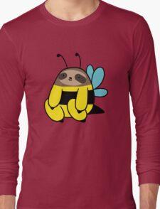 BumbleBee Sloth Long Sleeve T-Shirt